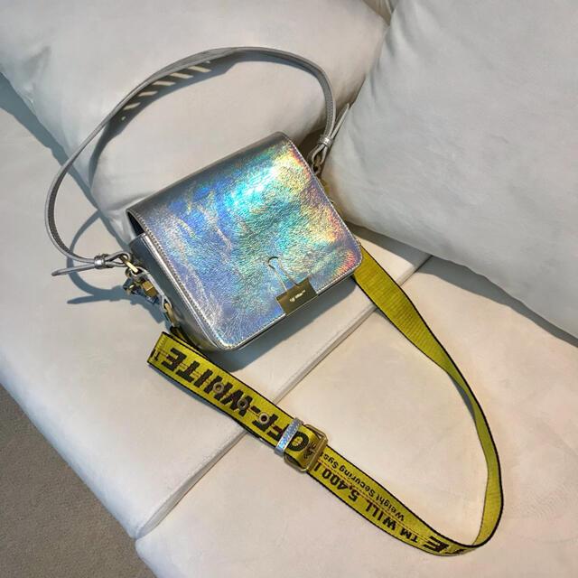 OFF-WHITE(オフホワイト)のOff-White ユニコーン ショルダーバッグ レディースのバッグ(ショルダーバッグ)の商品写真