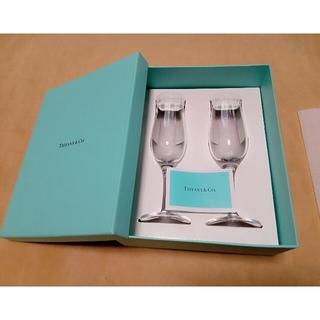 Tiffany & Co. - ティファニー シャンパングラス ペアグラス