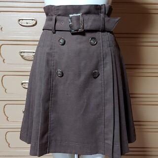 リランドチュール(Rirandture)のリランドチュール ベルト付きキュロットスカート新品未使用(キュロット)