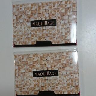 シセイドウ(SHISEIDO (資生堂))の非売品 マキアージュ あぶらとり紙(あぶらとり紙)