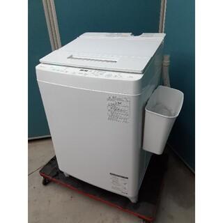 東芝 - 美品 東芝全自動洗濯機10kg ウルトラファインバブル洗浄 AW-10SDE5