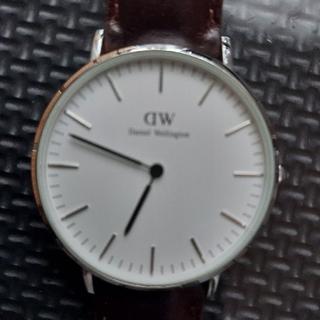 ダニエルウェリントン(Daniel Wellington)のダニエルウェリントン レディース時計(腕時計)