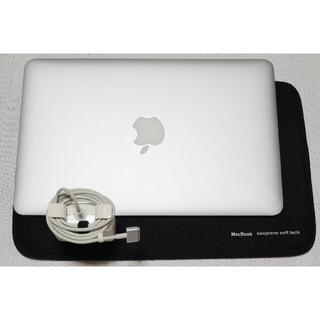 Apple - 【極上美品】MacBook Air 11インチ/ Early 2013/ 8GB