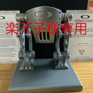 Oakley - オークリー ディスプレイ ストア フロント 超激レア エラー品 オブジェ