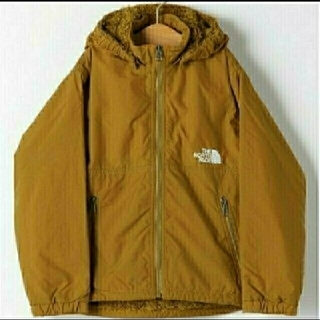 THE NORTH FACE - 新品 THE NORTH FACE ノマドジャケット 140