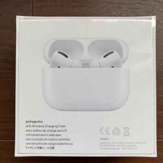 Apple - ☆新品未開封・国内正規品☆AirPods Pro(エアポッズ プロ)
