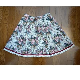 エミリーテンプルキュート(Emily Temple cute)のEmily Temple cuteゴブラン織りスカート(ひざ丈スカート)