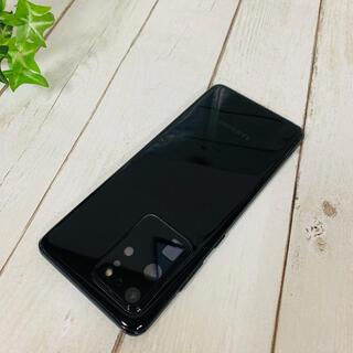 SAMSUNG - Galaxy S20 Ultra 5G 256GB  Black SIMフリー