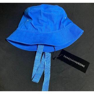 PEACEMINUSONE - peaceminusone バケットハット ブルー