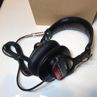 ☆新品未使用☆SONY MDR-CD900ST 密閉型スタジオモニターヘッドホン