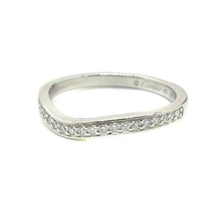 カルティエ(Cartier)のカルティエ Cartier リング 指輪 49 9号 ダイヤモンド PT950(リング(指輪))