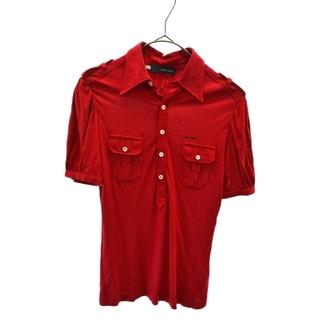ディースクエアード(DSQUARED2)のDSQUARED2 ディースクエアード 半袖ポロシャツ(ポロシャツ)