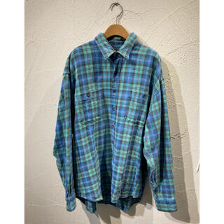 ギャップ(GAP)のOLD GAP USEDチェックシャツ(シャツ)