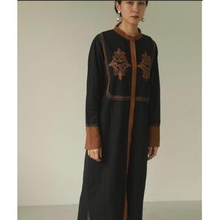 TODAYFUL - TODAYFUL エンブロイダリーシャツドレス ワンピース
