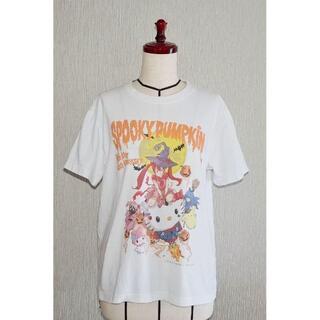 サンリオ(サンリオ)のJUN INAGAWA × ハローキティ 限定 Tシャツ Sサイズ サンリオ(Tシャツ/カットソー(半袖/袖なし))