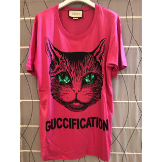 Gucci - GUCCI CATカットソー