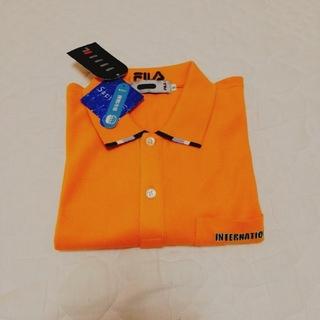 フィラ(FILA)のFILA ポロシャツ メンズS(ポロシャツ)