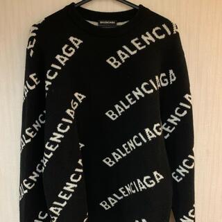 バレンシアガ(Balenciaga)のBALENCIAGA(ニット/セーター)