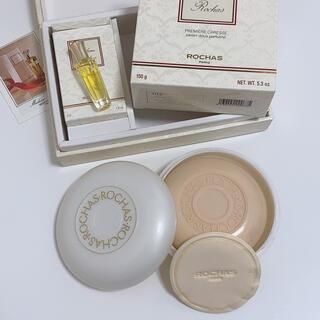 ロシャス(ROCHAS)のROCHAS  ロシャス 石鹸  香水 セット(ボディソープ/石鹸)