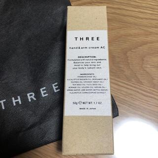 THREE - THREEハンド&アームクリームACR