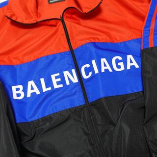 バレンシアガ(Balenciaga)のBALENCIAGA バレンシアガ ナイロンジャケット 美品 44サイズ(ナイロンジャケット)