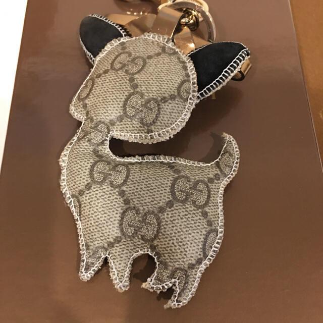 Gucci(グッチ)のグッチ キーホルダー チワワ レディースのファッション小物(キーホルダー)の商品写真