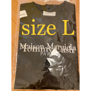 Maison Martin Margiela - 新品Maison Margiela x Tommy Cash Tシャツ コラボL
