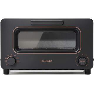BALMUDA - 新品未開封 BALMUDA  K05A-BK バルミューダ トースター