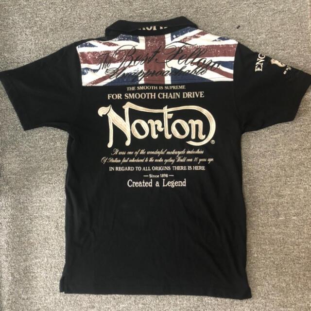 Norton(ノートン)のnorton ノートン tシャツ ポロシャツ メンズのトップス(ポロシャツ)の商品写真