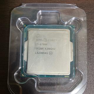 Intel CPU Core i7 6700K