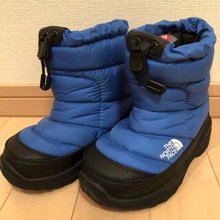 ザノースフェイス(THE NORTH FACE)のノースフェイス キッズ ヌプシ ブーツ 17.0cm(ブーツ)