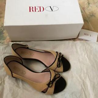 レッドヴァレンティノ(RED VALENTINO)のレッドヴァレンチノ  靴 37(その他)