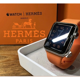 Apple Watch - 美品 apple watch エルメス バッテリー100%