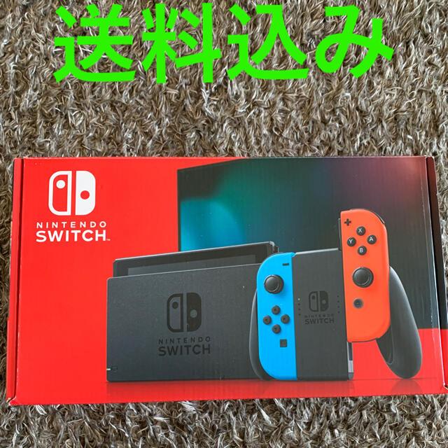 Nintendo Switch(ニンテンドースイッチ)の早いもの勝ち!!即購入歓迎!!新モデル Switch本体 送料込み エンタメ/ホビーのゲームソフト/ゲーム機本体(家庭用ゲーム機本体)の商品写真