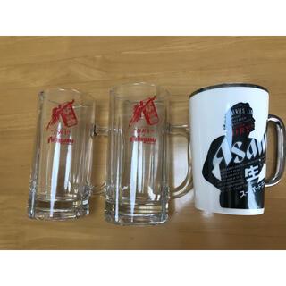 アサヒ(アサヒ)の福山雅治  アサヒビール非売品  ビールジョッキ2個 マグカップ1個 (ミュージシャン)
