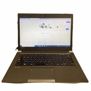 東芝 - 東芝軽量ノートパソコン SSD搭載