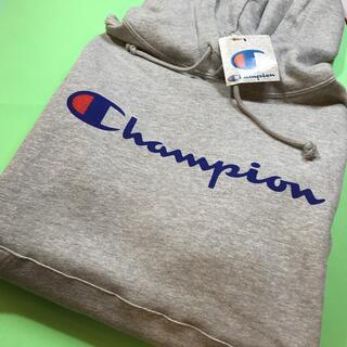 Champion - チャンピオン…パーカー付きトレーナー…(Mサイズ)…新品未使用