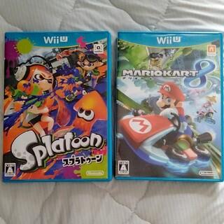 Wii U - マリオカート8 Wii U スプラトゥーン
