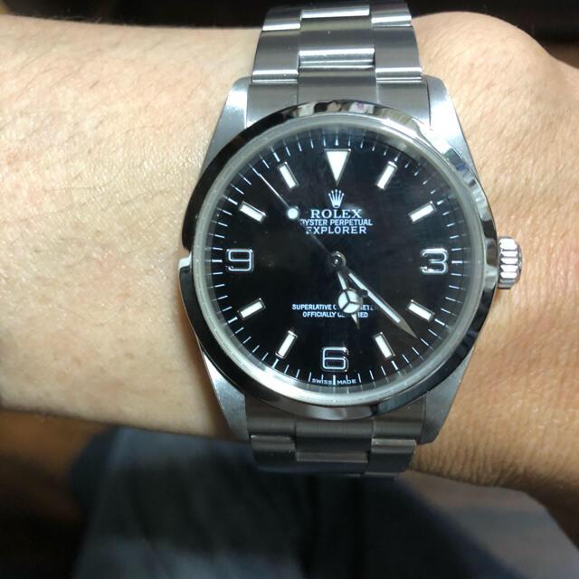 ROLEX(ロレックス)のロレックス エクスプローラー メンズの時計(腕時計(アナログ))の商品写真