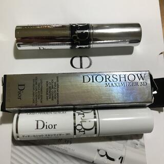ディオール(Dior)のディオール ショウ マスカラ オーバーカール&マキシマイザー 新品(マスカラ)