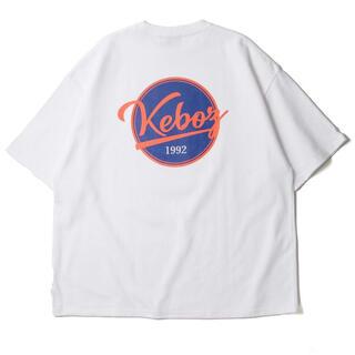 STUSSY - keboz ケボズ 半袖 Tシャツ ホワイト