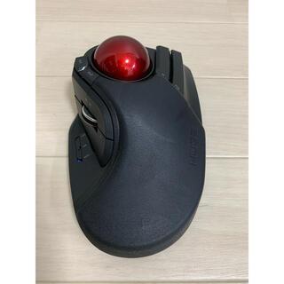 ELECOM - ELECOM ワイヤレス トラックボール マウス HUGE M-HT1DRBK