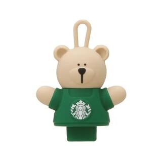 スターバックスコーヒー(Starbucks Coffee)のスターバックス リユーザブルカップ専用ホールキャップベアリスタ(グラス/カップ)