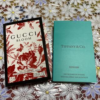 Gucci - GUCCI  ティファニー 香水