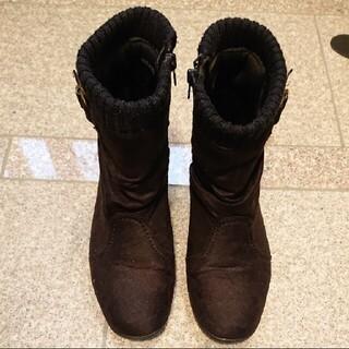アシックス(asics)のASICSアシックスtexcyテクシーショートブーツ(ブーツ)