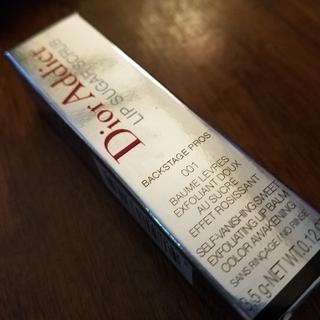 Dior - 【新品未使用】Dior アディクト スクラム&バーム  001
