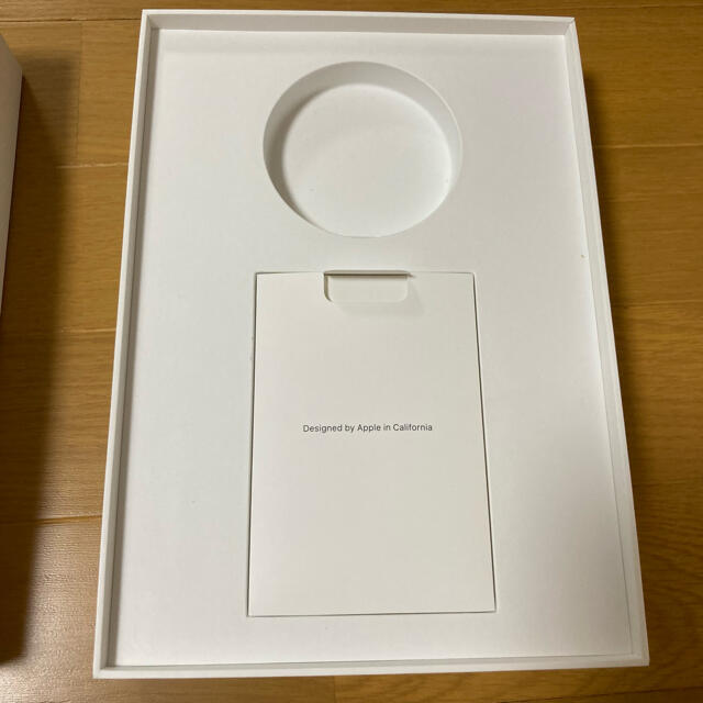 iPad(アイパッド)のiPad 第6世代 32GB スマホ/家電/カメラのPC/タブレット(タブレット)の商品写真