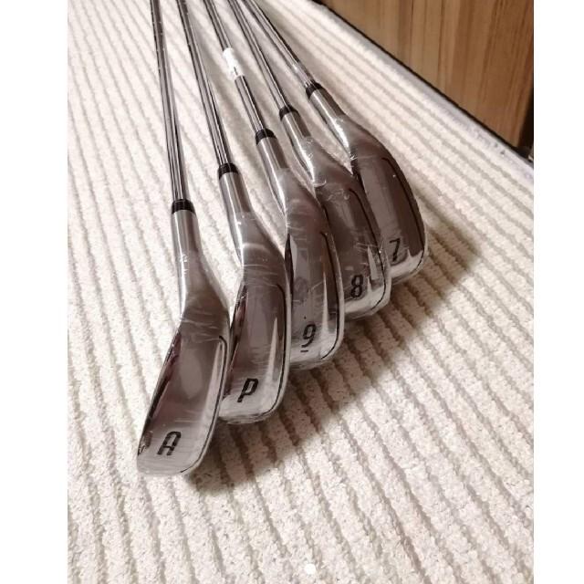 DUNLOP(ダンロップ)の新品【DUNLOP XXIO CROSS2】ゼクシオゴルフクラブ アイアンセット スポーツ/アウトドアのゴルフ(クラブ)の商品写真