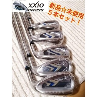 DUNLOP - 【DUNLOP XXIO CROSS2】ゼクシオゴルフクラブ アイアンセット