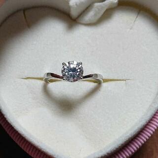 JEWELRY TSUTSUMI - 大特価✨ジュエリーツツミ  大粒ダイヤモンドの指輪